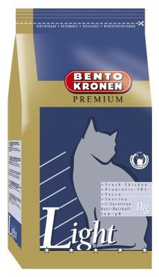 BK PREMIUM LIGHT - 3 KG - Mundo Animal