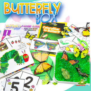 Butterfly Themed Learning Kit