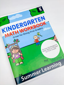 Goodbye Kindergarten: Summer Learning Workbook