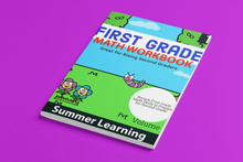 Load image into Gallery viewer, Goodbye First Grade: Summer Learning Workbook
