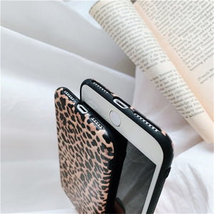 Leopard Print Phone Case