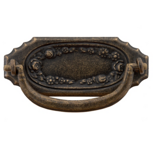Traditional Vintage Drop Handle - 101mm x 51mm (CC = 87mm)