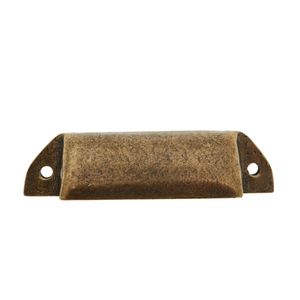 Industrial Square Cup Handle - 100mm X 30mm