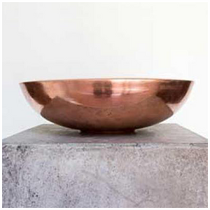 Double Skin Copper Basin