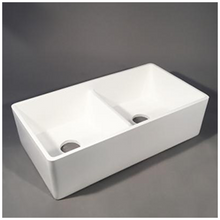 Load image into Gallery viewer, Butler Basin Double Composite 800mm X 425mm X 220mm