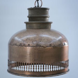 Antique Copper Light