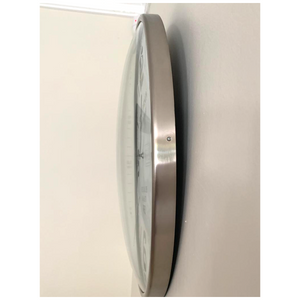 Convex Wall Clock - 510mm diameter