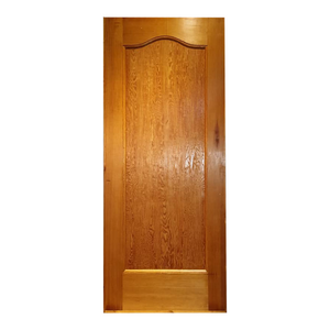 Single Panel Internal Door with Crown arch