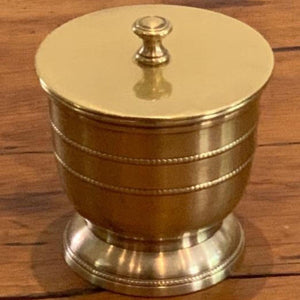 Cotton Pot Brass