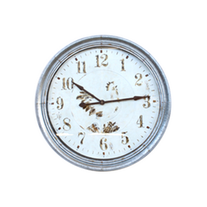 Rooster Extra Large Clock - 920mm diameter