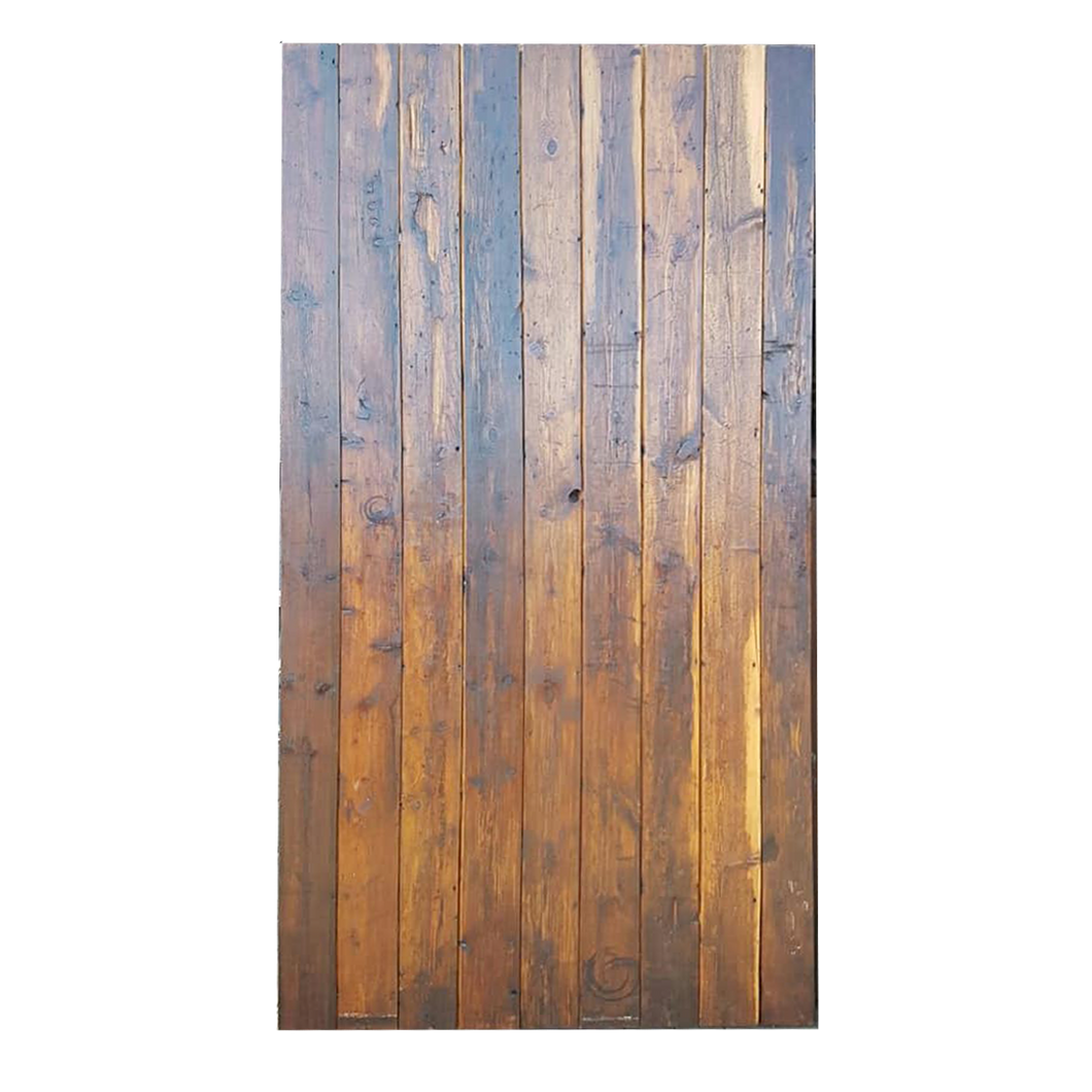 Internal Sliding Barn Door - 1m Wide x 2,2m High