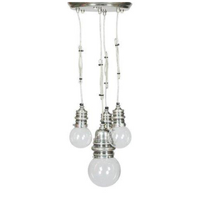 Four Ball Light Fitting