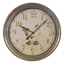 Load image into Gallery viewer, Rooster Extra Large Clock - 920mm diameter