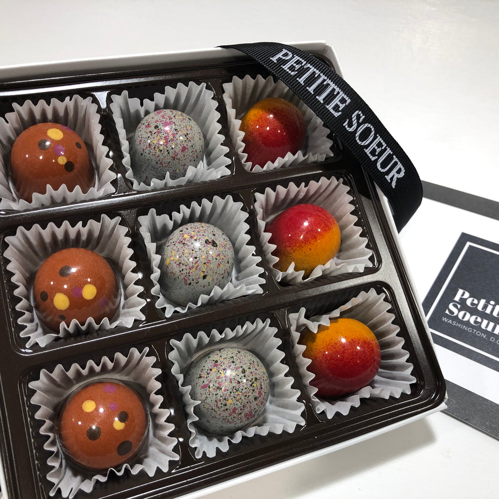 9 PIECE BONBON SAMPLER