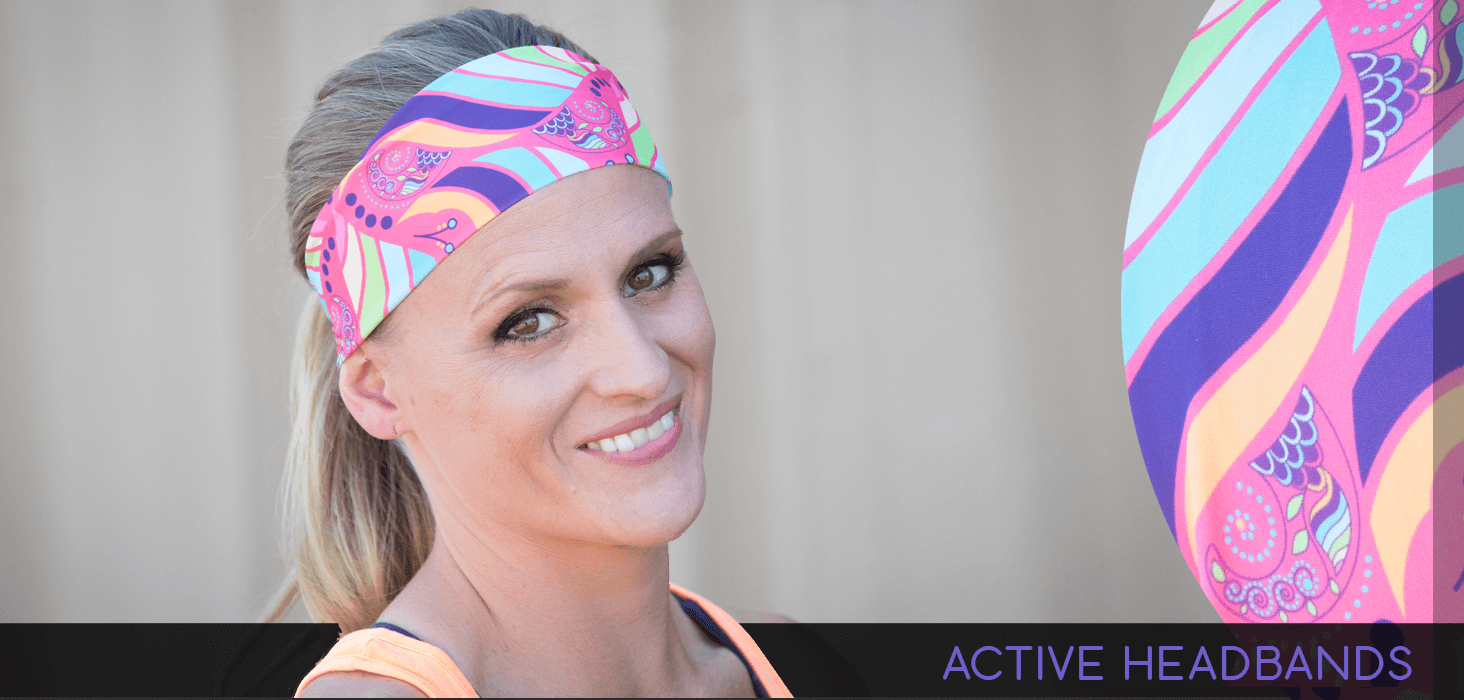 Active Headbands by Bolder Band Headbands