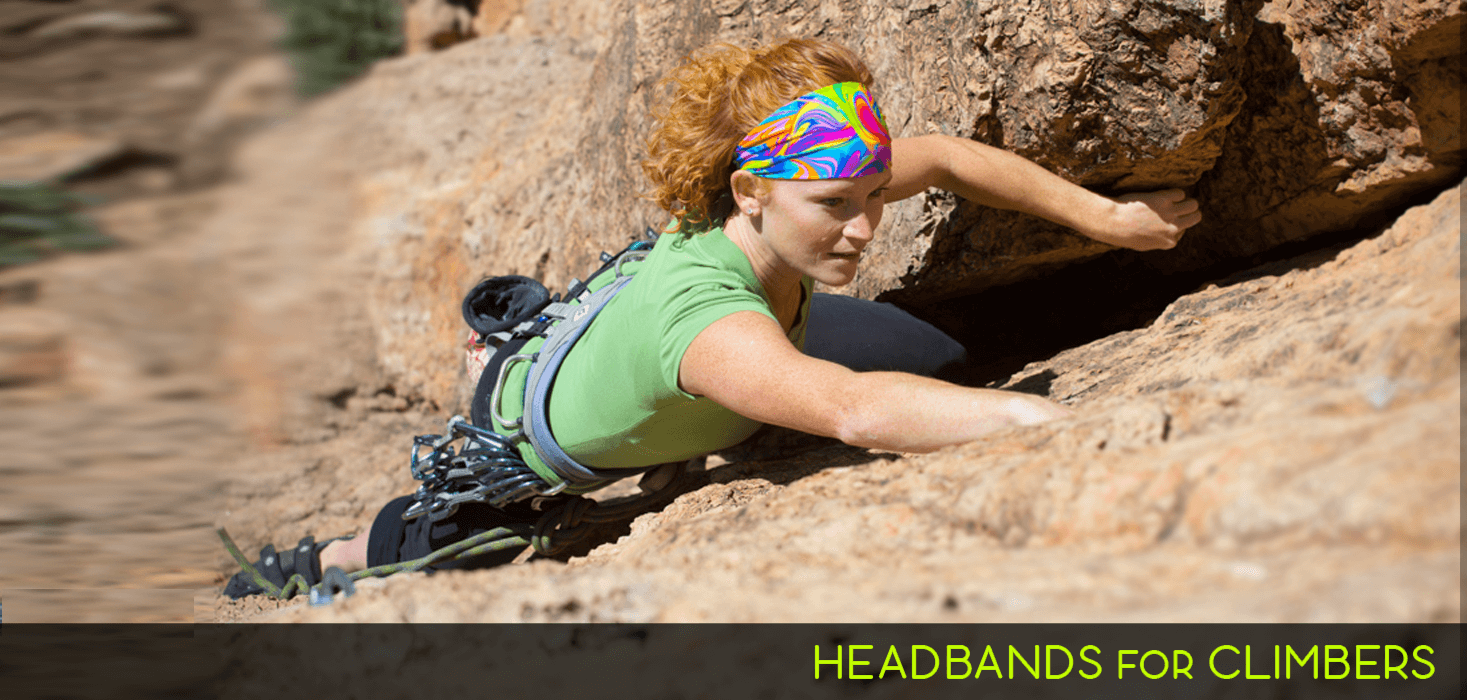 headbands for climbers