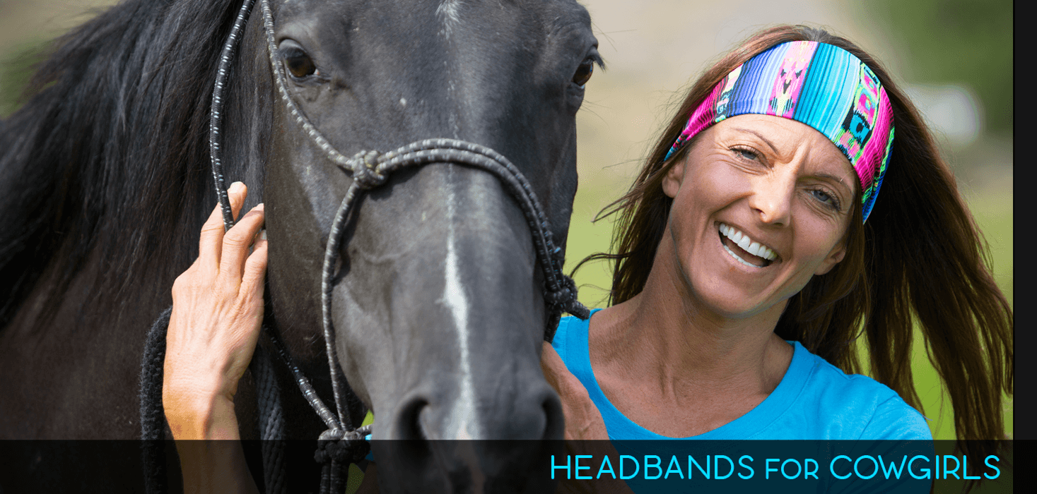 headbands for cowgirls