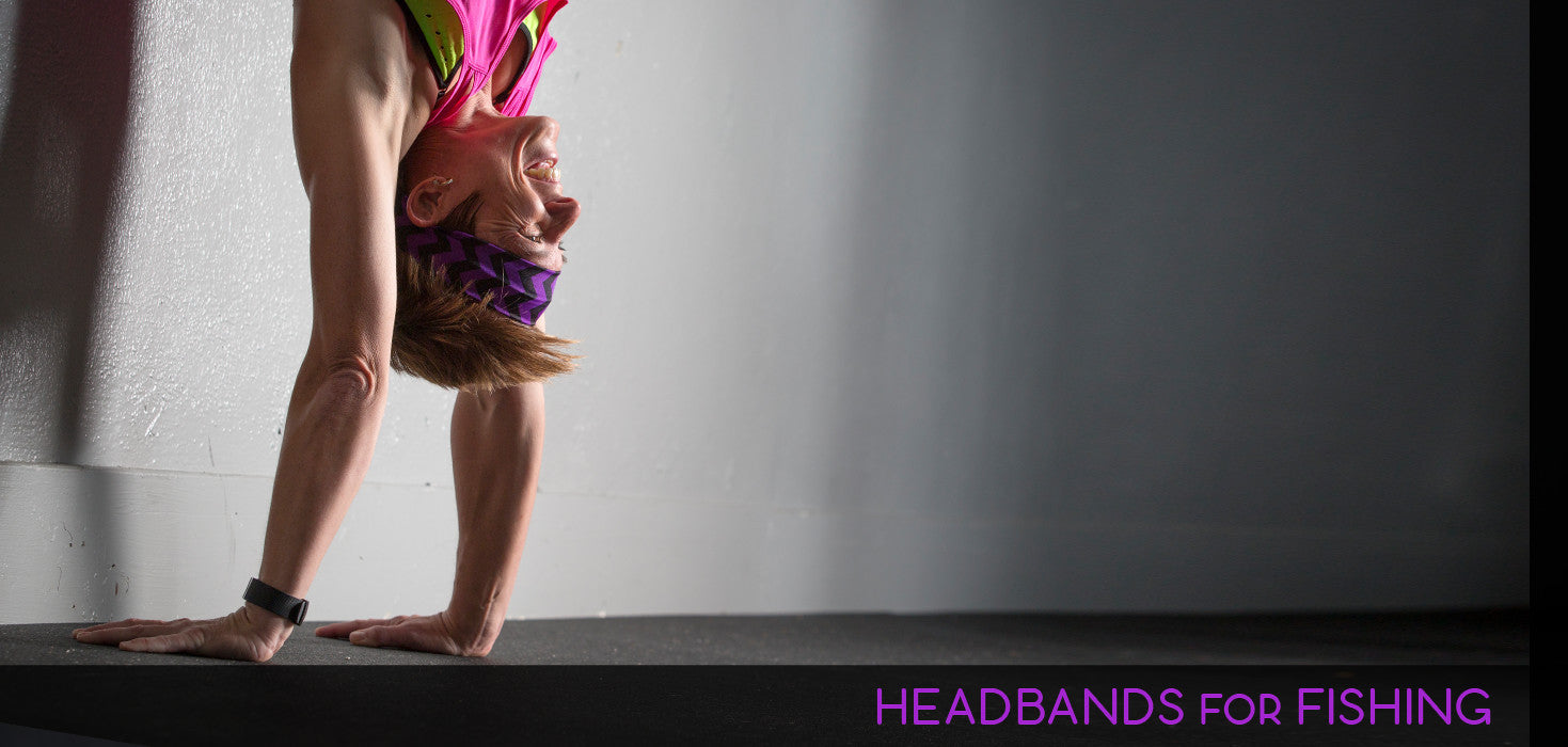 Headbands for gymnastics