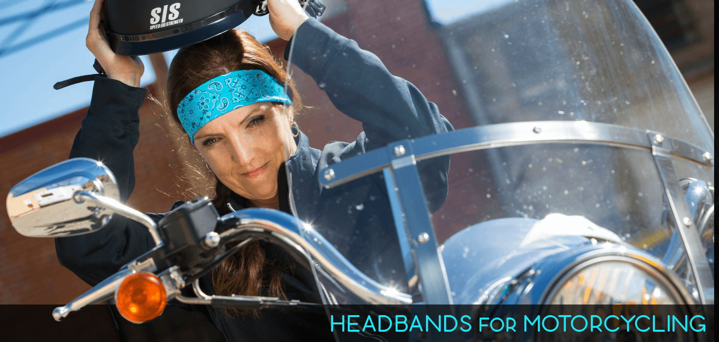 headbands for motorcycling