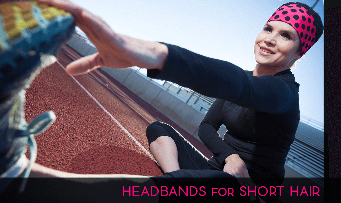 Stupendous Headbands For Short Hair Comfortable Guaranteed To Stay In Place Hairstyles For Men Maxibearus