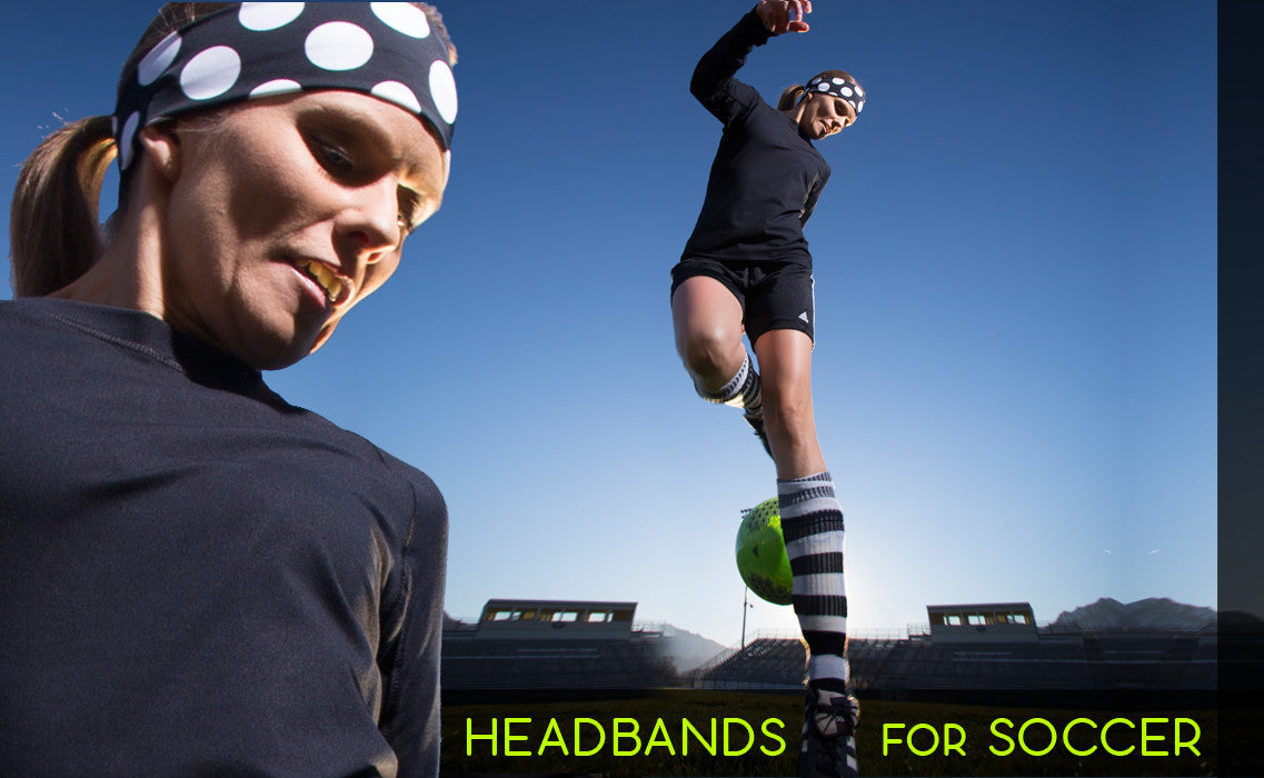 Headbands for soccer
