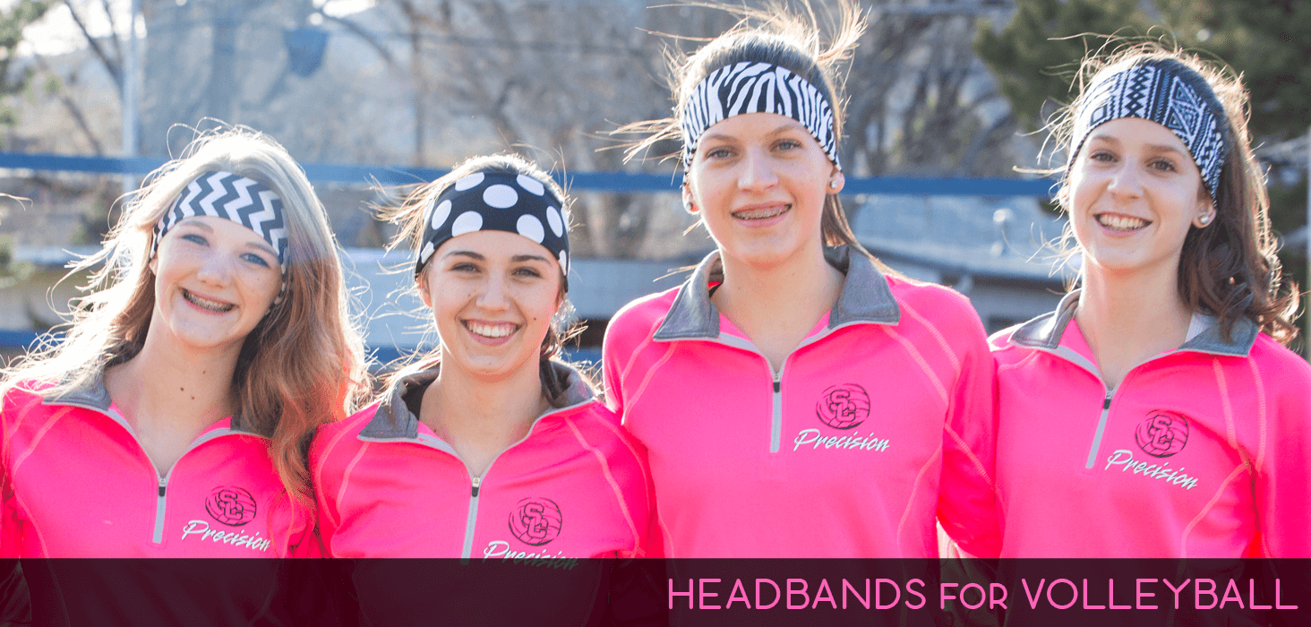 headbands for volleyball