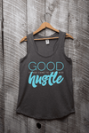Hustle Grey Tank
