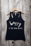 Happy Is the New Black Tank
