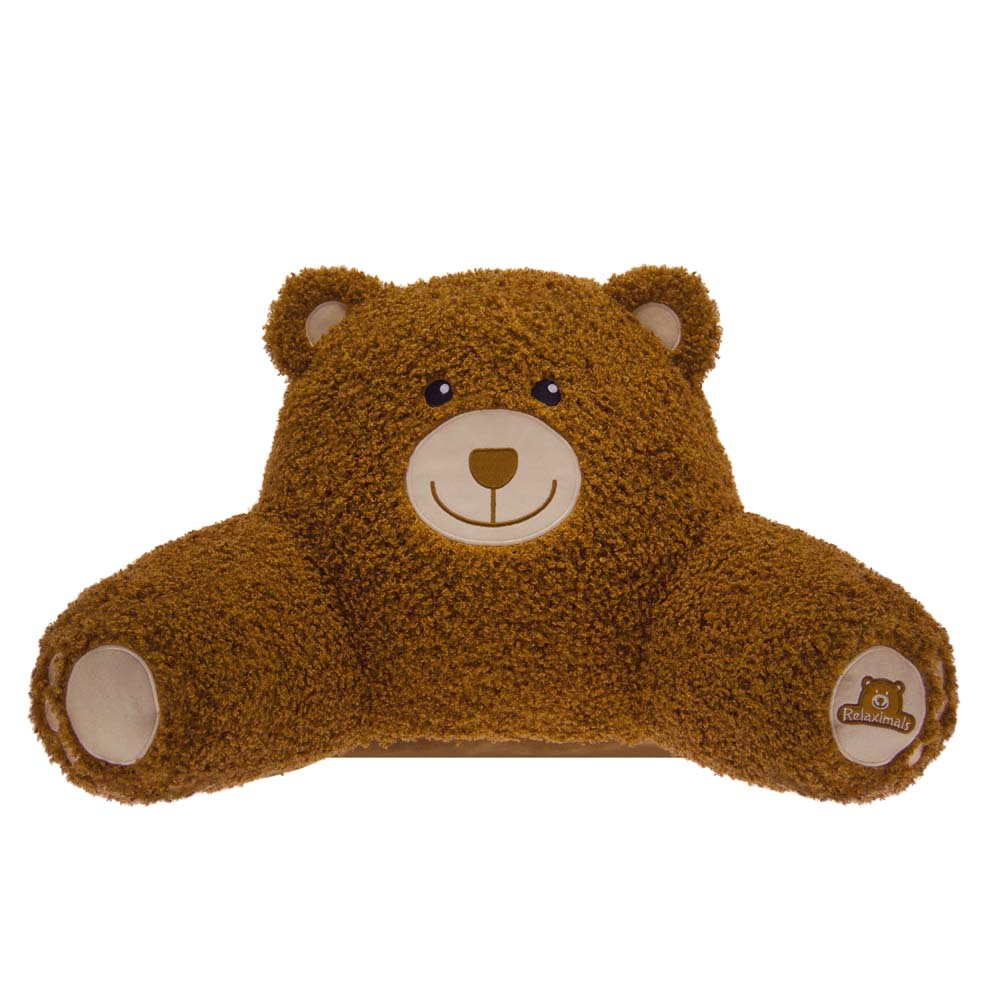 Relaximals Backrest Pillow - Bear