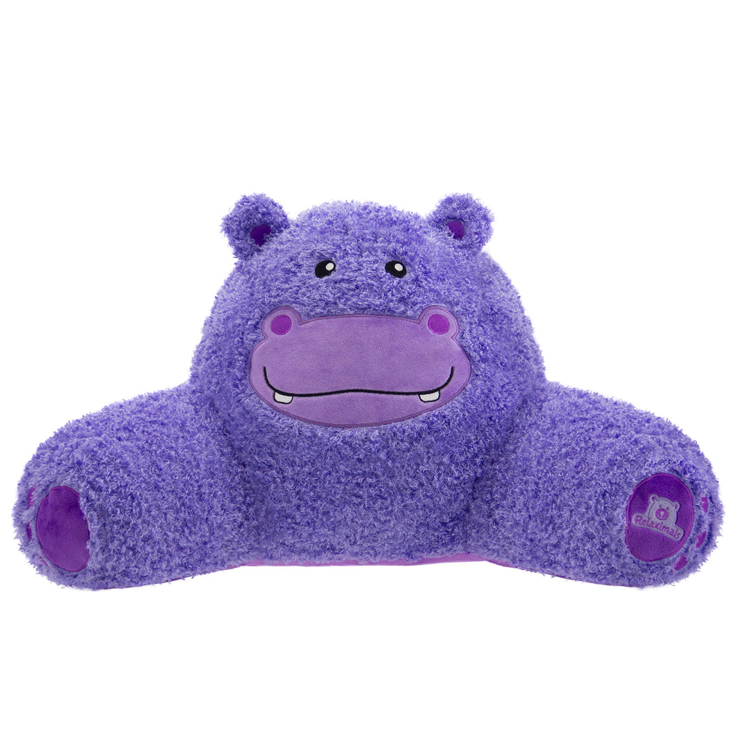 Relaximals Backrest Pillow - Hippo