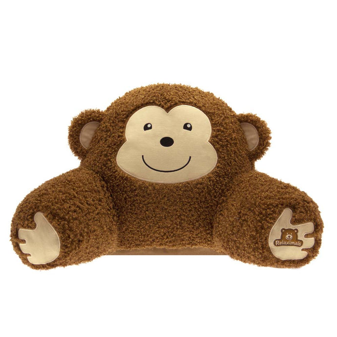 Relaximals Backrest Pillow - Monkey