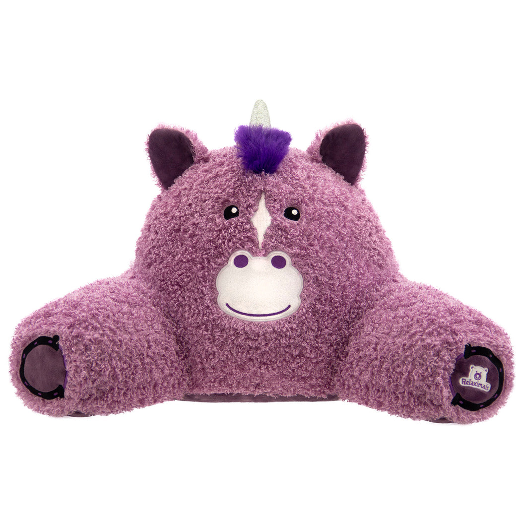 Relaximals Backrest Pillow - Unicorn