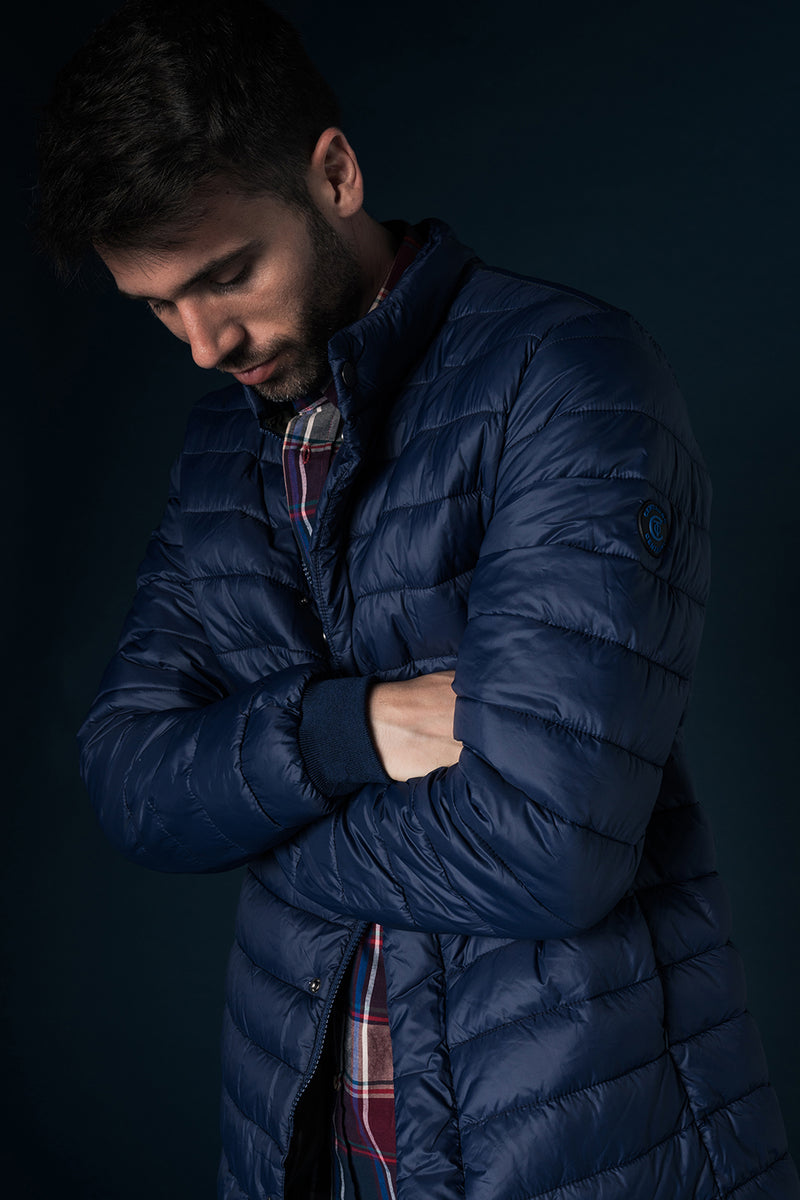 PARKA ULTRALIGHT MARINO