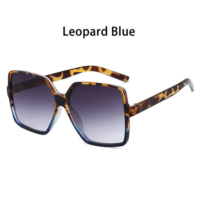 KattLovers® ALASKA · Women's Oversized Sunglasses