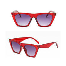Load image into Gallery viewer, KattLovers® TIMES SQUARE · Cat Eye Sunglasses