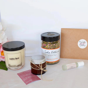 The 'Tranquility' Lotus Pamper Box