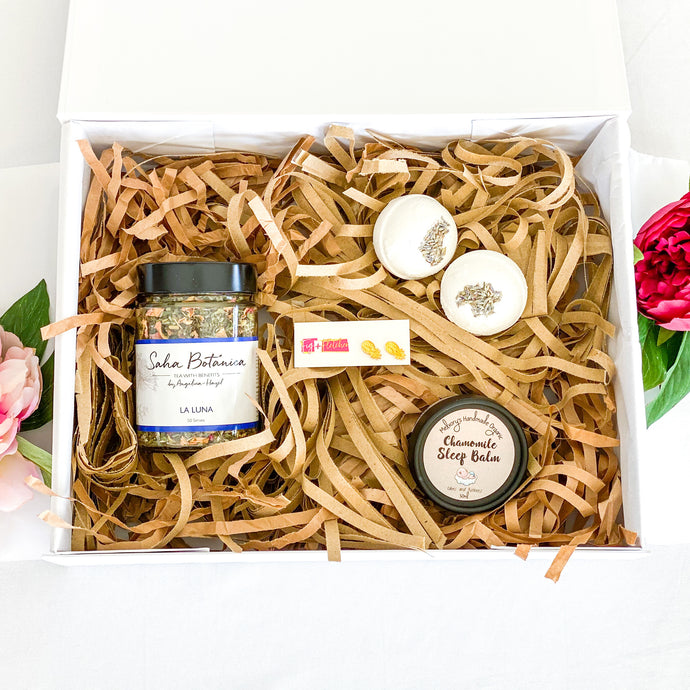 The 'Lunar' Lotus Pamper Box