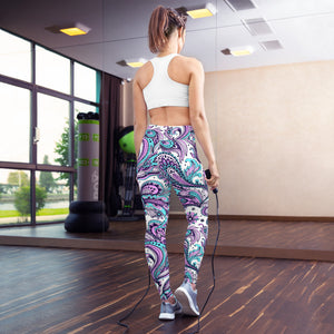 Amloth High Waist Yoga Legging by adaneth