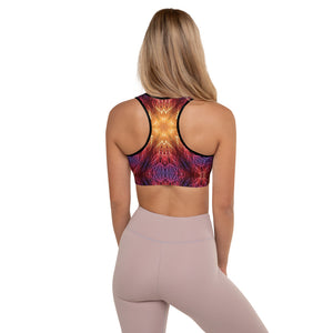 Anar Padded Sports Bra by adaneth