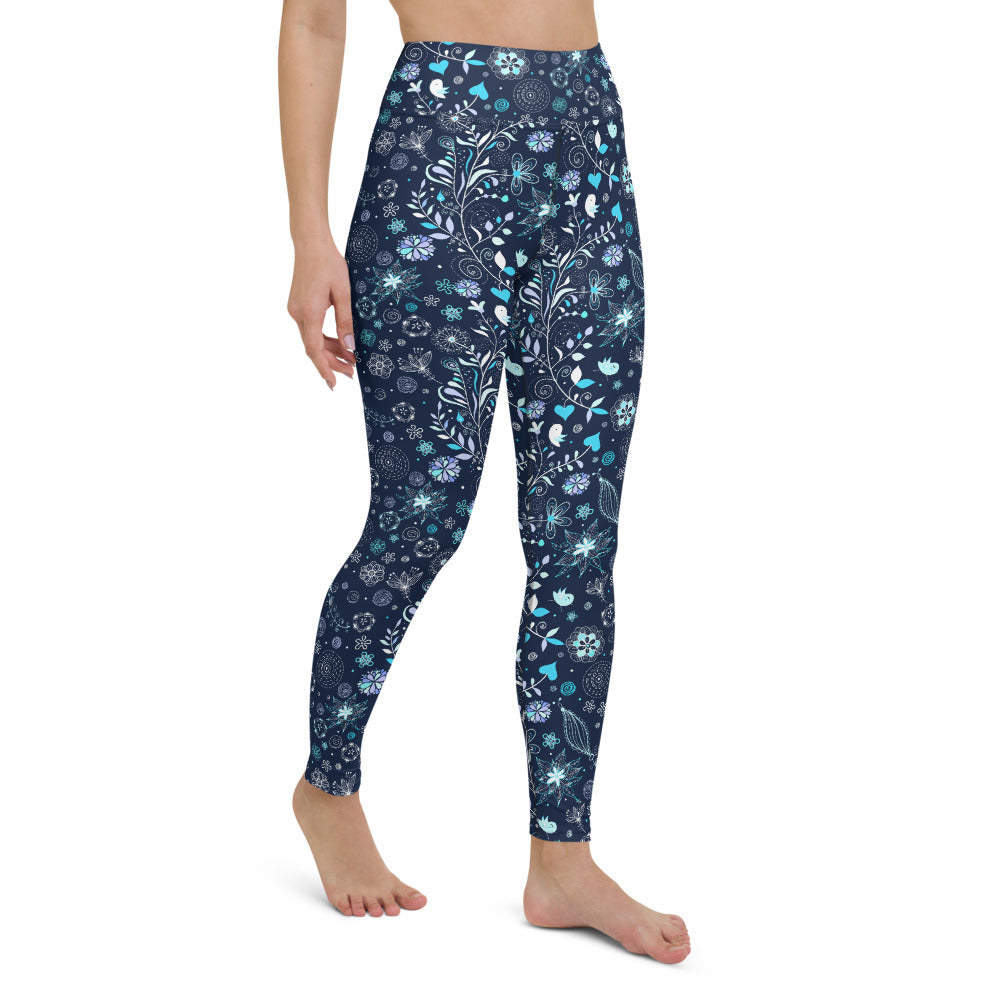 Aranel High Waist Yoga Legging by adaneth