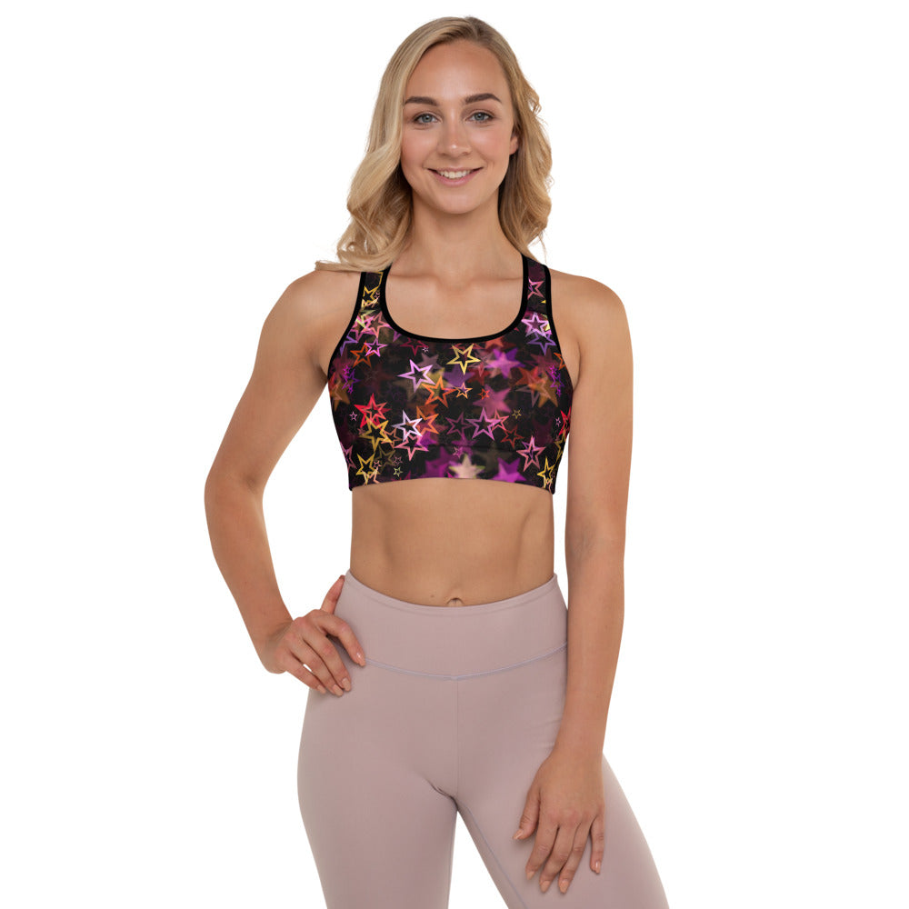 Ilma Padded Sports Bra by adaneth