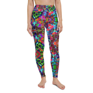 Indil High Waist Yoga Legging by adaneth