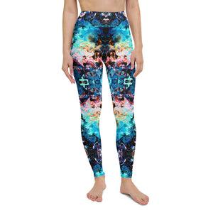 Lóte High Waist Yoga Legging by adaneth