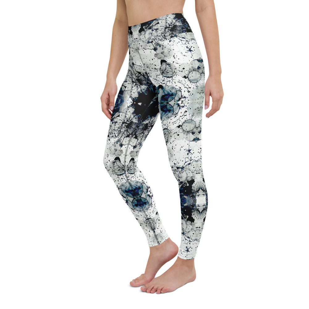 Móro High Waist Yoga Legging by adaneth