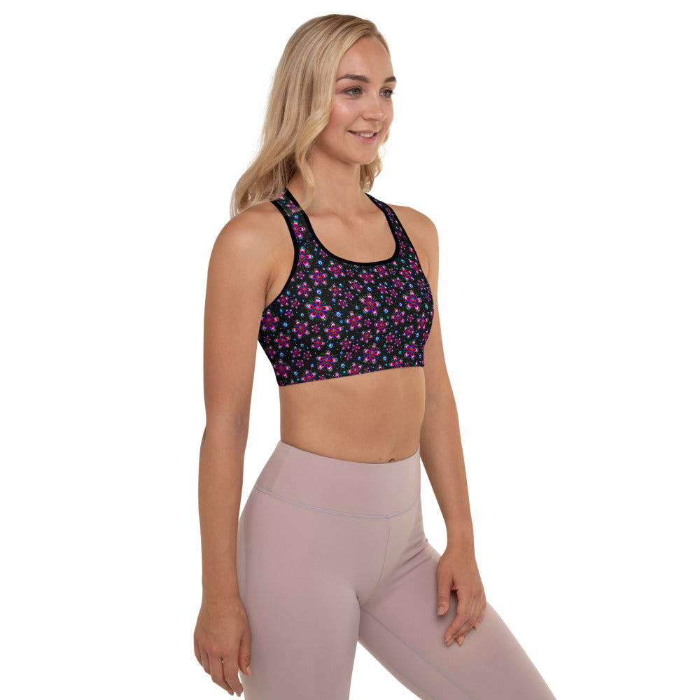 Nardi Padded Sports Bra by adaneth