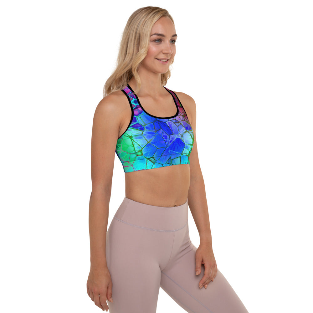 Risil Padded Sports Bra by adaneth