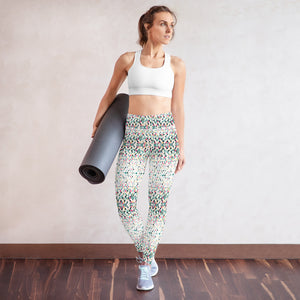 Bennas High Waist Yoga Legging by adaneth