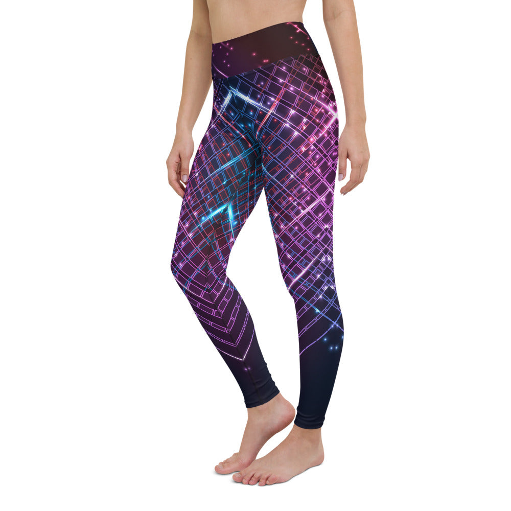 Wenci High Waist Yoga Legging by adaneth