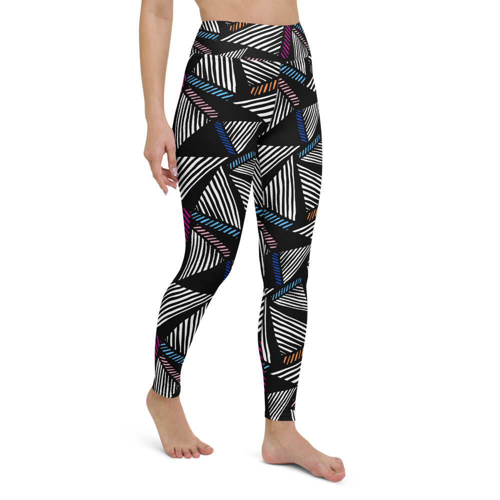 Merya High Waist Yoga Legging by adaneth