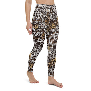 Rauro High Waisted Yoga Legging by adaneth